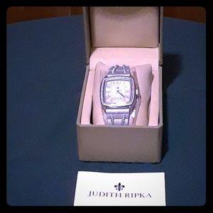 Accessories - Judith Ripka Silver watch